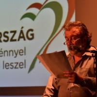 Csuja Imre Jászai Mari-díjas színművész, érdemes művész