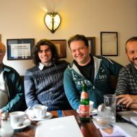 (b-j)Petik András, Dóka Attila, Szabó Zoltán Attila és Raffai Ferenc